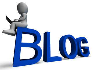Blog Media Showing Weblog Website