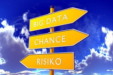 Big Data - Chance / Risiko