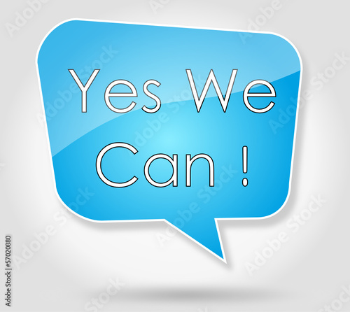 Bulle : Yes we can