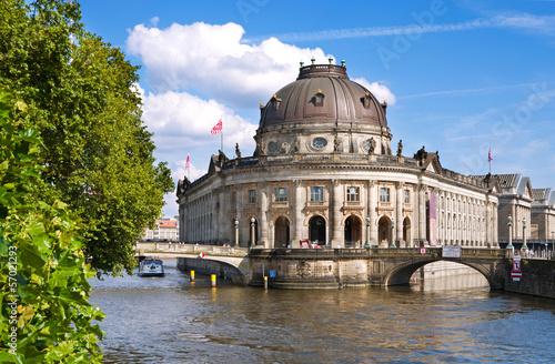 Poszter Berlin Bode-Museum