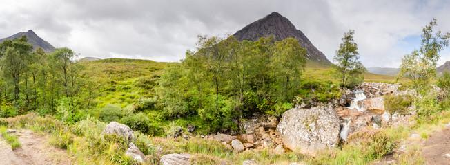 Stob Dearg panorama