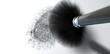 Leinwanddruck Bild - Dusting For Fingerprints On White