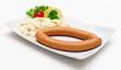 Wiener Würstchen mit Kartoffelsalat