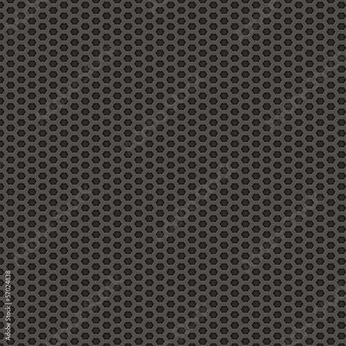metal hexagon texture