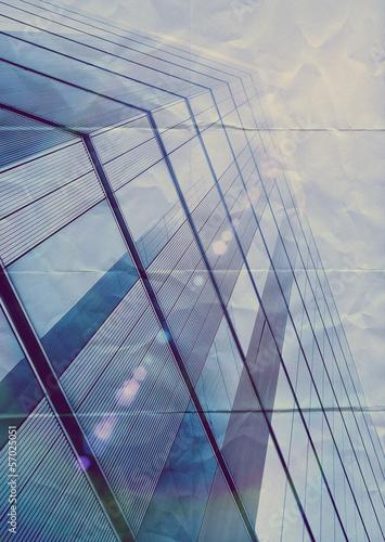 skyscraper paper texture