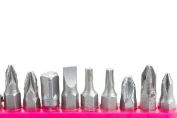screwdriver tips border