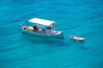 Ibiza caleta de Sant Vicent cala San vicente san Juan