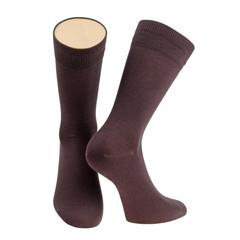 Socks over white