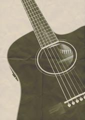 guitar paper