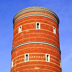 Alter Wasserturm in DÜLKEN ( bei Viersen )