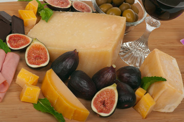 Cheese and Figs