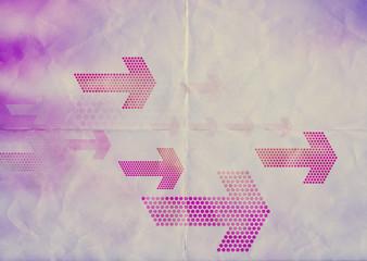 paper arrows