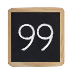 the number 99