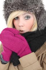 Frost und Kälte