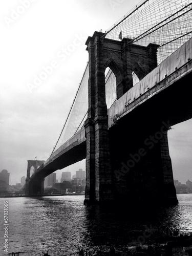 Fototapeten,bronzo,fluß,eisen,new york
