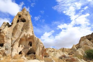 カッパドキア ギョレメ 奇岩