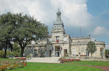 parc de la mairie de Cognac