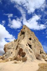 カッパドキア 奇岩 ギョレメ