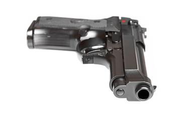Modern U.S. Army M9 handgun