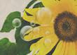 sunflower on paper