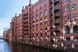 Hamburg historic city