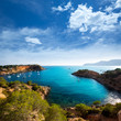 Ibiza Es Porroig also Port Roig view at Balearic