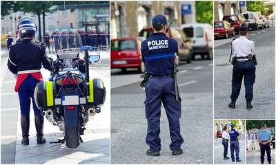 police et gendarmerie nationale