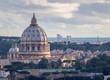 Roma, San Pietro, la cupola