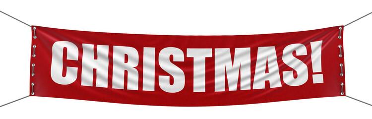 """""""Christmas"""" banner"""
