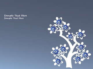 nazar tree/ evil eye