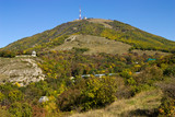 Mountain Mashuk of Pyatigorsk.