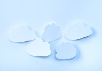 Clouds - perfect to web page slider background 2