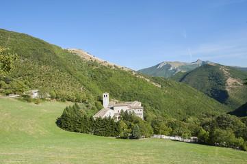 Fonte Avellana monastery