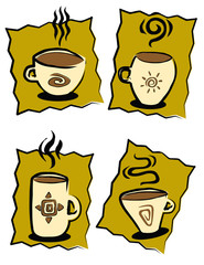 Coffee! Vector / clip art / jpeg