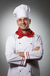 Male chef portrait