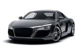 Fototapety Black Sports Car