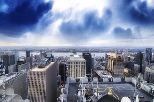Fototapeten,antennen,amerika,american,apartment