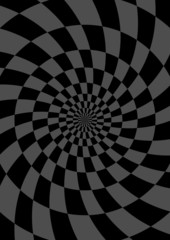 Square_Radial_2_Black_Gray