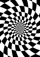 Square_Radial_2_Black_White