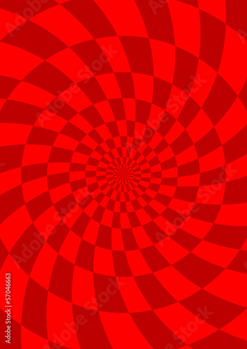 Square_Radial_2_Red