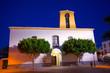 Ibiza Santa Gertrudis de Fruitera of Santa Eulalia