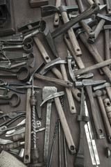 Flea Market: hammers