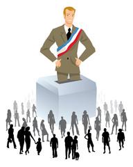 élection politique