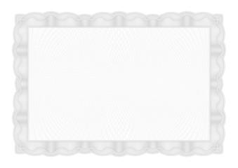 Template Gray border diplomas, certificate