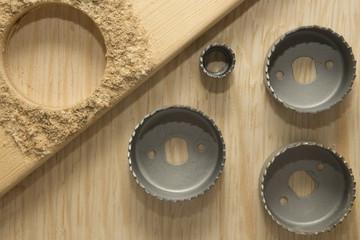 Wood,drill bits