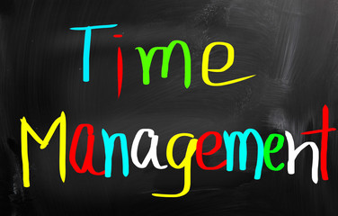 Time For Management Concept