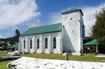 Cook Islands CICC church