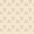 Monochrome roses vintage  Pattern