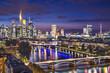 Frankfurt, Germany Cityscape