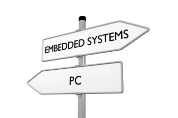 Embedded Systems vs PC